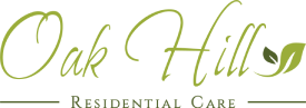 Oak Hill Residential Care Logo